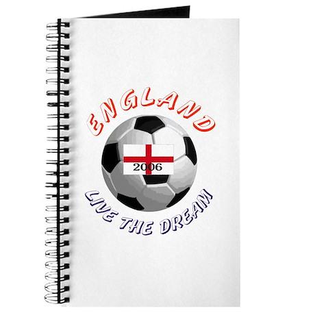 England world cup Journal