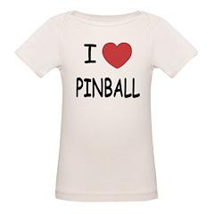 I heart pinball Tee