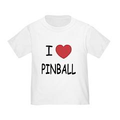 I heart pinball T