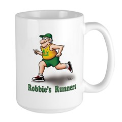 Robbies Runners Mug