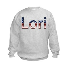 Lori Stars and Stripes Sweatshirt