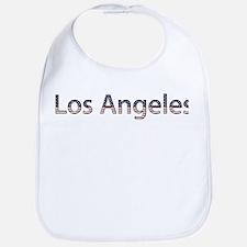 Los Angeles Stars and Stripes Bib