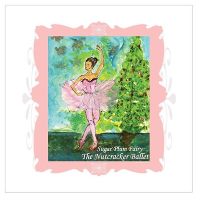 Sugar Plum Fairy Poster