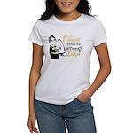 Wrong Diva Neuroblastoma Women's T-Shirt