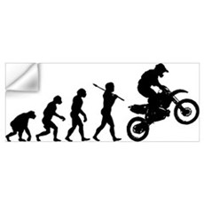 Motocross Wall Decal