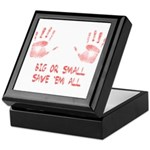 Big or Small Keepsake Box