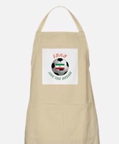 Iran world cup BBQ Apron