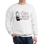 Wrong Diva Multiple Myeloma Sweatshirt