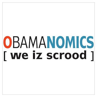Anti - Obama Poster