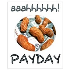 Payday Peanuts Poster