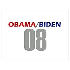 change: obama/biden Poster