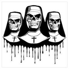 Evil Nuns Poster