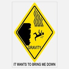 Gravity Yield Sign