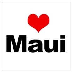 Maui Poster