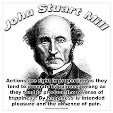 John Stuart Mill 01 Poster