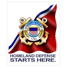 U.S. Coast Guard Poster