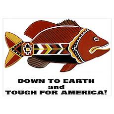 Tough 4 America! Poster