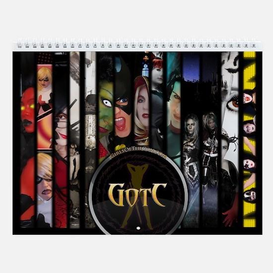 Girls Of The Con 2013 Fantasy Cosplay Calendar