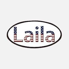 Laila Stars and Stripes Patch