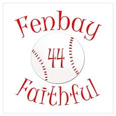 Fenbay Faithful Poster