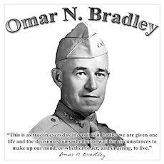 Omar Bradley 01 Poster