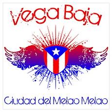 Vega Baja Poster