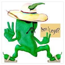Am I Legal? Poster
