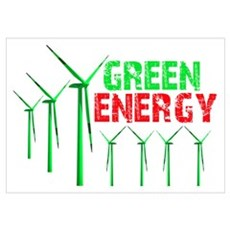 Green Energy Poster