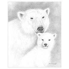 Polar Bears ~ Poster