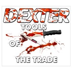 Dexter ShowTime Tools of the Poster