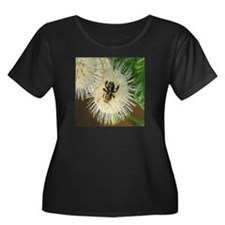 Bee on Buttonbush T