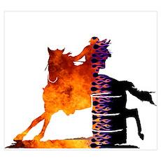 Turn 'n Burn Poster