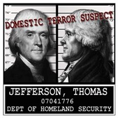 Jefferson Homeland Security S Poster