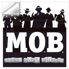 MOB Wall Decal