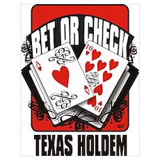 Poker Gear Poster