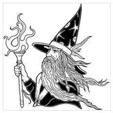 Wizard 5 Canvas Art