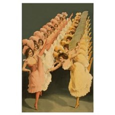 The Gaiety Dancers Poster