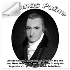 Thomas Paine 04 Wall Decal