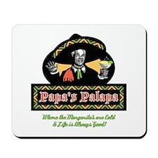 Papa's Palapa Collection Mousepad