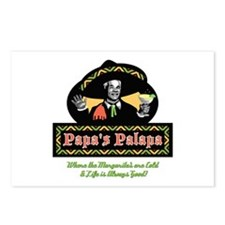Papa's Palapa Collection Postcards (Package of 8)