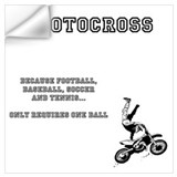 Motocross Wall Decals