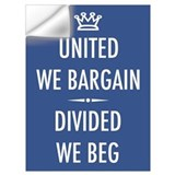Labor union Wall Decals