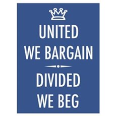 Bargain or Beg Poster