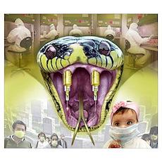 Vaccine Viper Poster