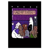 Animal rescue adoption day Posters