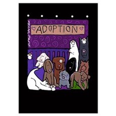 Dog Adoption Day Poster