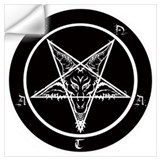 Baphomet Wall Decals
