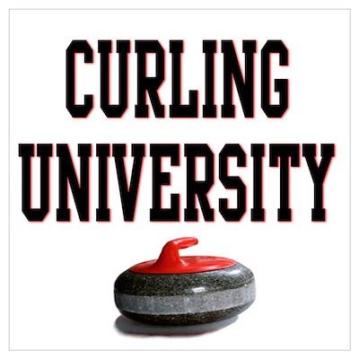Curling University Poster