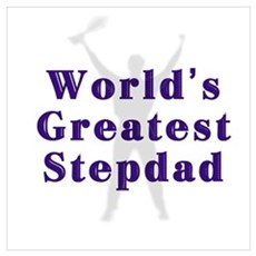 World's Greatest Stepdad Poster