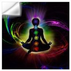 CHAKRAS 2 Wall Decal
